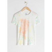 Organic Cotton Zebra T-Shirt - White