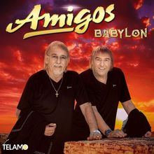 Audio CD »Amigos: Babylon«