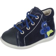 Pepino Lauflernschuhe blau / kobaltblau / kiwi
