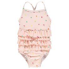 Kinder Badeanzug pink Mädchen Baby