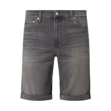 Slim Fit Jeansshorts mit Stretch-Anteil