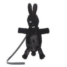 HUNRICKOWENS Tasche Fat Bunny aus Pelz