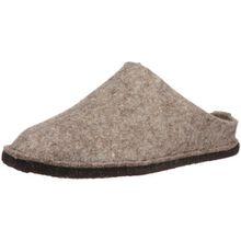 Haflinger Unisex-Erwachsene Flair Soft Pantoffeln - Beige (550 Torf), 45 EU