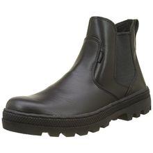 Palladium Damen Plboss Chel L W Hohe Sneaker, Schwarz (Black), 39 EU