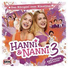 CD Hanni & Nanni 3 - Das Abenteuer geht weiter (Kinofilm) Hörbuch