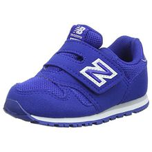 New Balance Unisex-Kinder Kv373v1i Sneaker, Blau (Blue), 26 EU