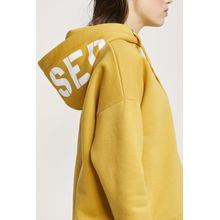CLOSED Logo Hoodie afternoon sun