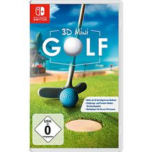 Switch 3D Mini Golf
