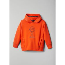 Marc O'Polo Boys Hoodie cherry tomato|red