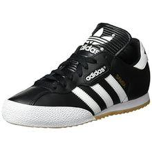 adidas Unisex-Erwachsene Samba Super Sneaker, Schwarz (Black/Running White FTW), 37 1/3 EU