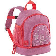 Kindergarten-Rucksack 4Kids, Mini Backpack, About Friends pink