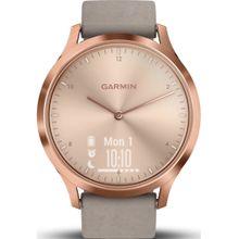 GARMIN Uhren grau / rosé