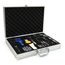 20 tlg.Uhrmacher-Werkzeug Uhren-Werkzeug in Alu- Koffer