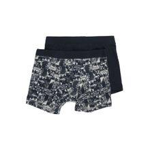 SCHIESSER Unterhosen-Set schwarz