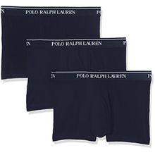 Polo Ralph Lauren Mann 3Erpack Boxershorts Gre S Blau