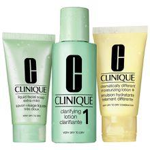 Clinique 3-Phasen-Systempflege  Gesichtspflegeset 1.0 st