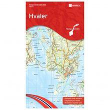 Nordeca - Wander-Outdoorkarte: Hvaler 1/50 - Wanderkarte Auflage 2011