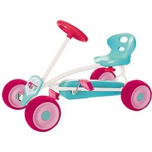 Turbo - Hauck Mini Go Kart Girl pink