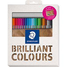 Fineliner triplus Pencil Case Collection 2018, 20 Farben