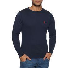 U.S. Polo Assn. Pullover in blau für Herren