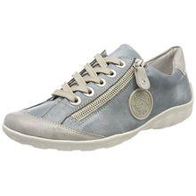 Remonte Damen R3443 Sneaker, Blau (Ice/Sky), 39 EU