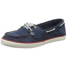 GANT Footwear San Diego, Damen Mokassin, Blau (Navy Blue G65), 38 EU