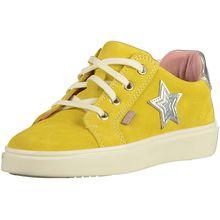 RICHTER Sneakers Low für Mädchen gelb Mädchen