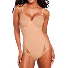 TRIUMPH Shaping-Body mit Bügel 'Shape Sensation BSW' nude