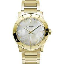 VERSACE Schweizer Uhr 'Acron, VQA090017' gold