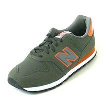 New Balance Unisex-Kinder KJ373 Sneakers, Grün, 37 EU