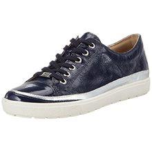Caprice Damen 23654 Sneakers, Blau (Ocean Pat.Mult), 40 EU