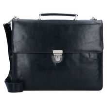 Leonhard Heyden Cambridge Aktentasche Leder 40 cm Laptopfach