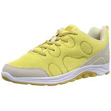 Jack Wolfskin Fairport Sneakers, Gelb(Lemonade), 38 EU