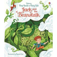 Buch - Peep Inside a Fairytale - Jack & the Beanstalk