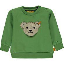 Sweatshirt  grün Jungen Kleinkinder
