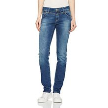 Mavi Damen Skinny Jeans Sophie, Blau (Deep Memory Fit 13490), W30/L32