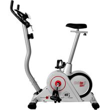 Christopeit Sport® Heimtrainer HT3 silber