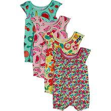 Spieler 4er Pack  mehrfarbig Mädchen Baby