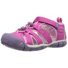 Keen Unisex-Kinder Seacamp II CNX Sandalen Trekking-& Wanderschuhe, Pink (Very Berry/Lilac Chiffon Very Berry/Lilac Chiffon), 34 EU