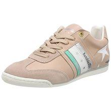 Pantofola d'Oro Damen Imola Donne Low Sneaker, Pink (Nude), 42 EU