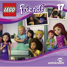CD LEGO Friends 17 Hörbuch