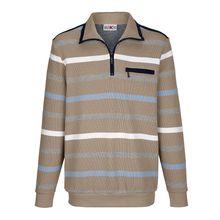Roger Kent Sweatshirt beige Herren
