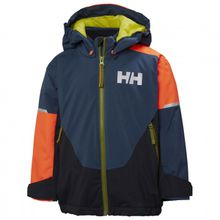 Helly Hansen - Kid's Rider Insulated Jacket - Skijacke Gr 2 Years;3 Years schwarz/blau;rosa/rot/lila