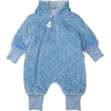SIGIKID Baby Overall für Jungen blau