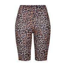 ONLY Shorts braun / schwarz