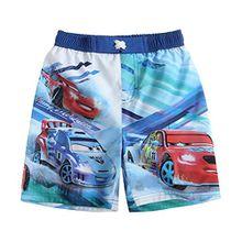 Disney Cars Jungen Badehose - blau - 104