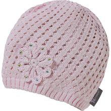 Strickmütze  rosa Mädchen Baby
