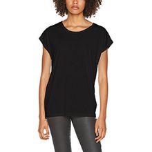 Tigha Damen T-Shirt Effi, Schwarz (Black 900), Large (Herstellergröße: L)