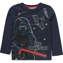 LEGO Star Wars Langarmshirt  blau Jungen Kinder