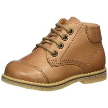 Froddo Unisex-Kinder Kids Shoes Oxford, Braun (Cognac), 21 EU